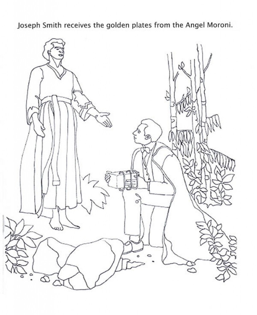 Angel Visits Joseph Coloring Page Elegant Joseph And Angel Gabriel Coloring Pages Nicho