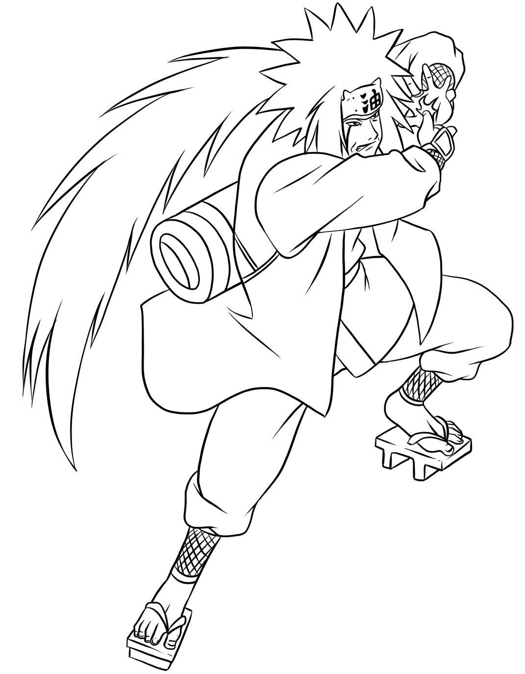 Anime Naruto Coloring Pages Fascinating Naruto Coloring Pages Free Printable For Kids In Naruto