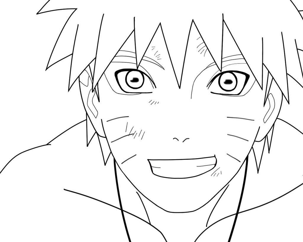 Anime Naruto Coloring Pages Printable Naruto Coloring Pages To Get Your Kids Occupied Throughout