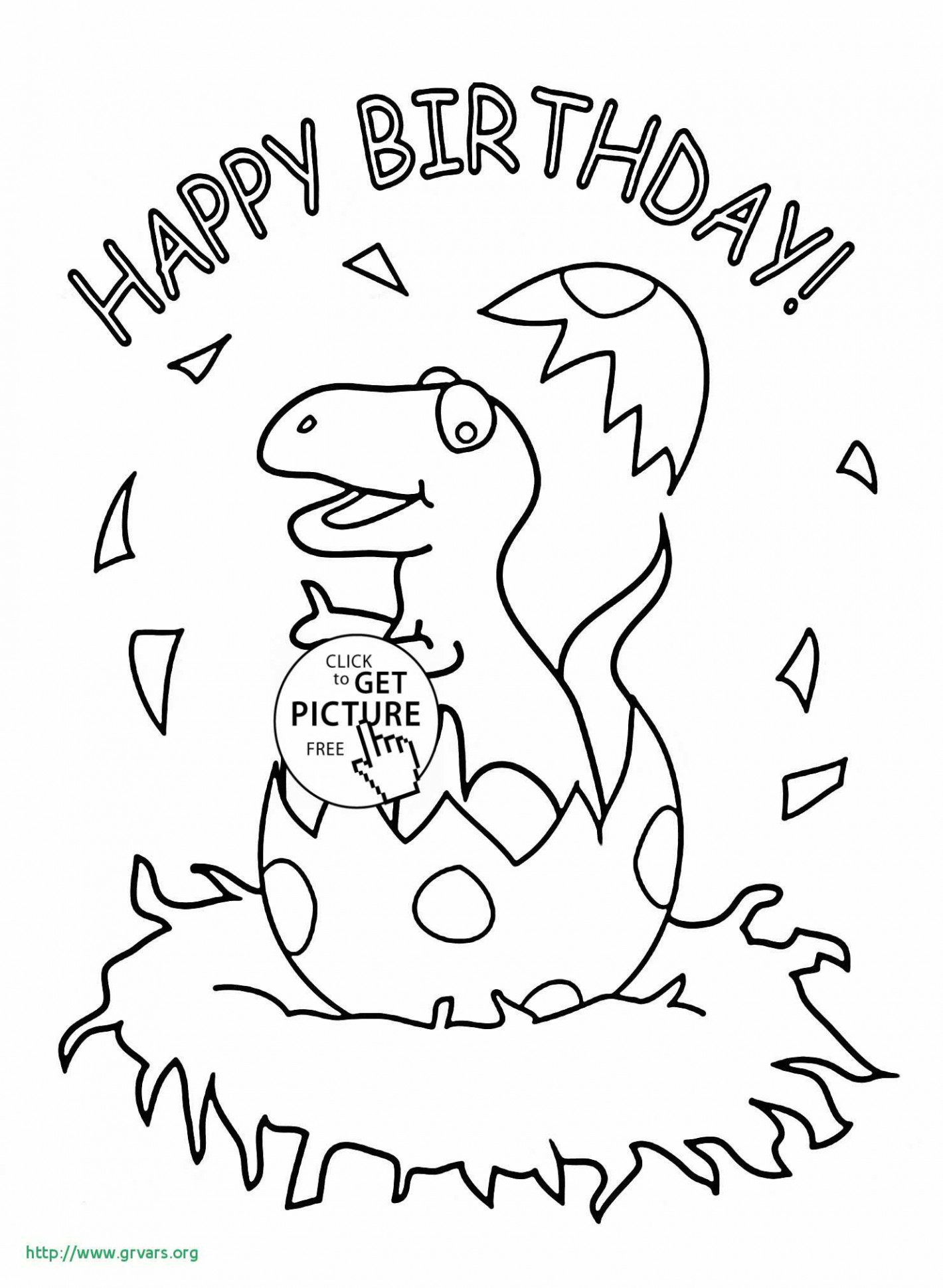 Coloring Pages For Birthday Happy Birthday Coloring Pages For Kids Coloring Pages Birthday Card