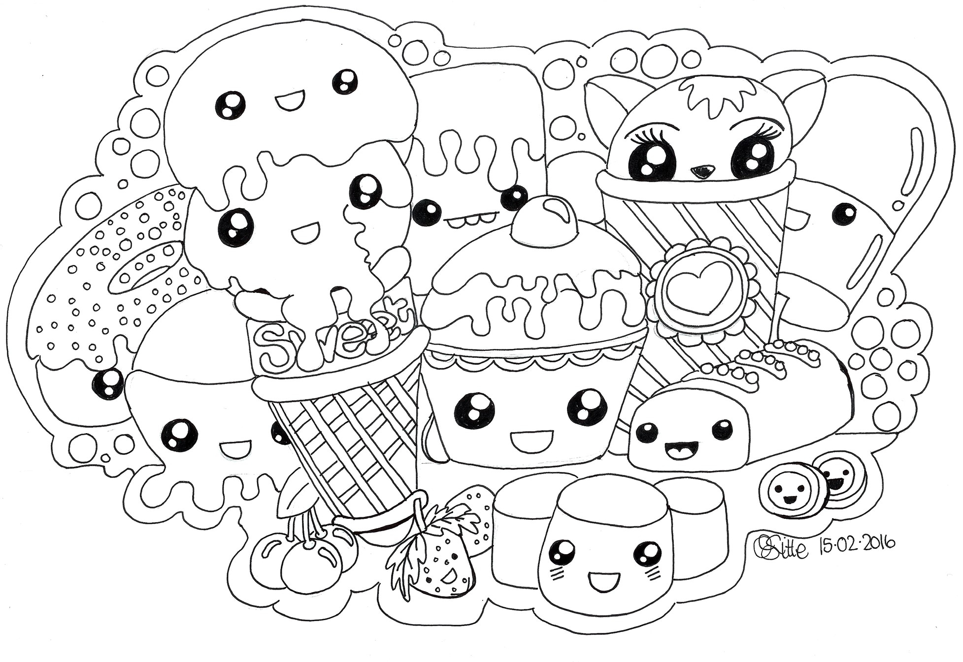Cute Unicorn Coloring Pages Coloring Ideas Google Drive Download Fcps Classroom For Students