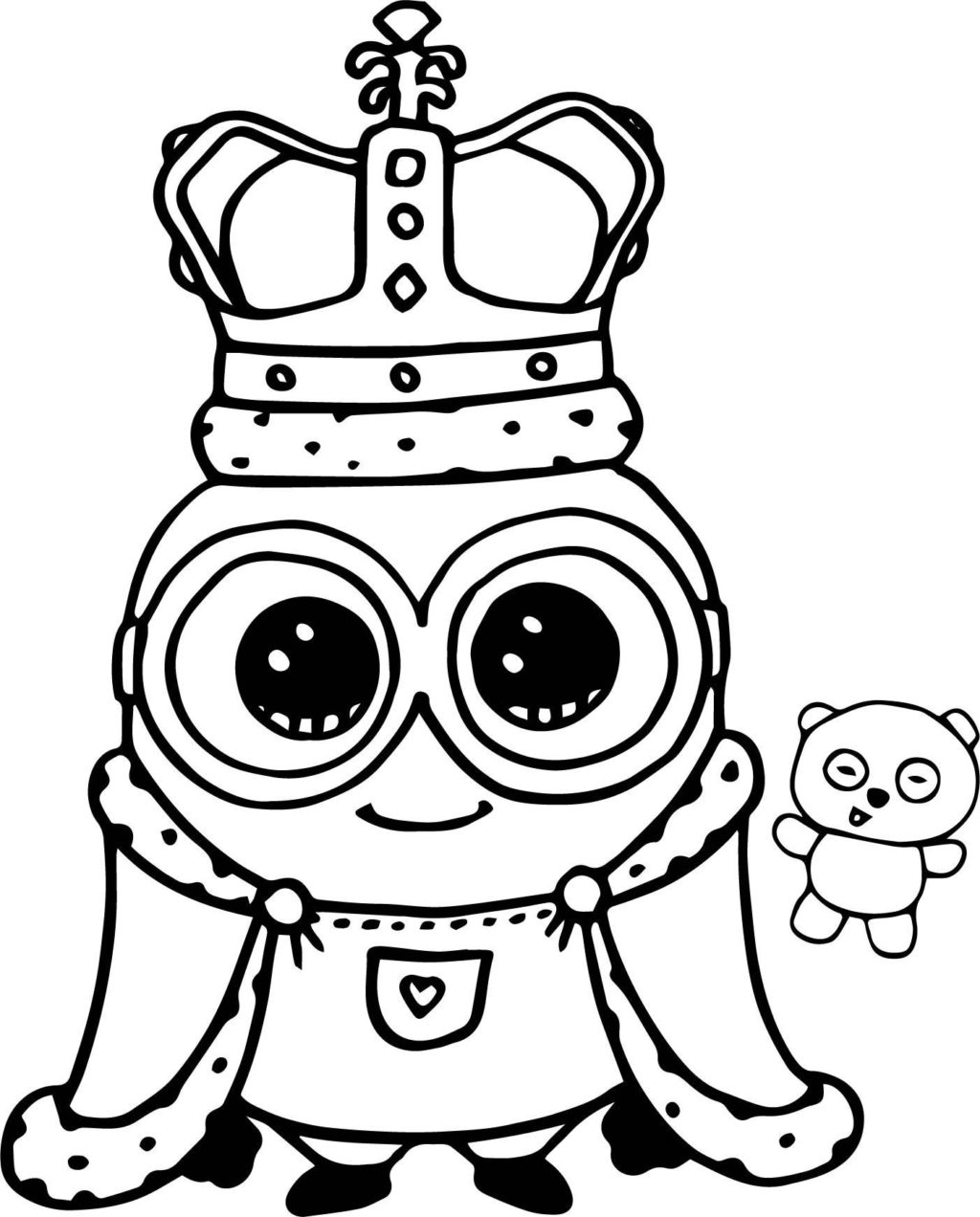 Despicable Coloring Pages Coloring Book World Coloring Pages Of Minionsble Despicable Me