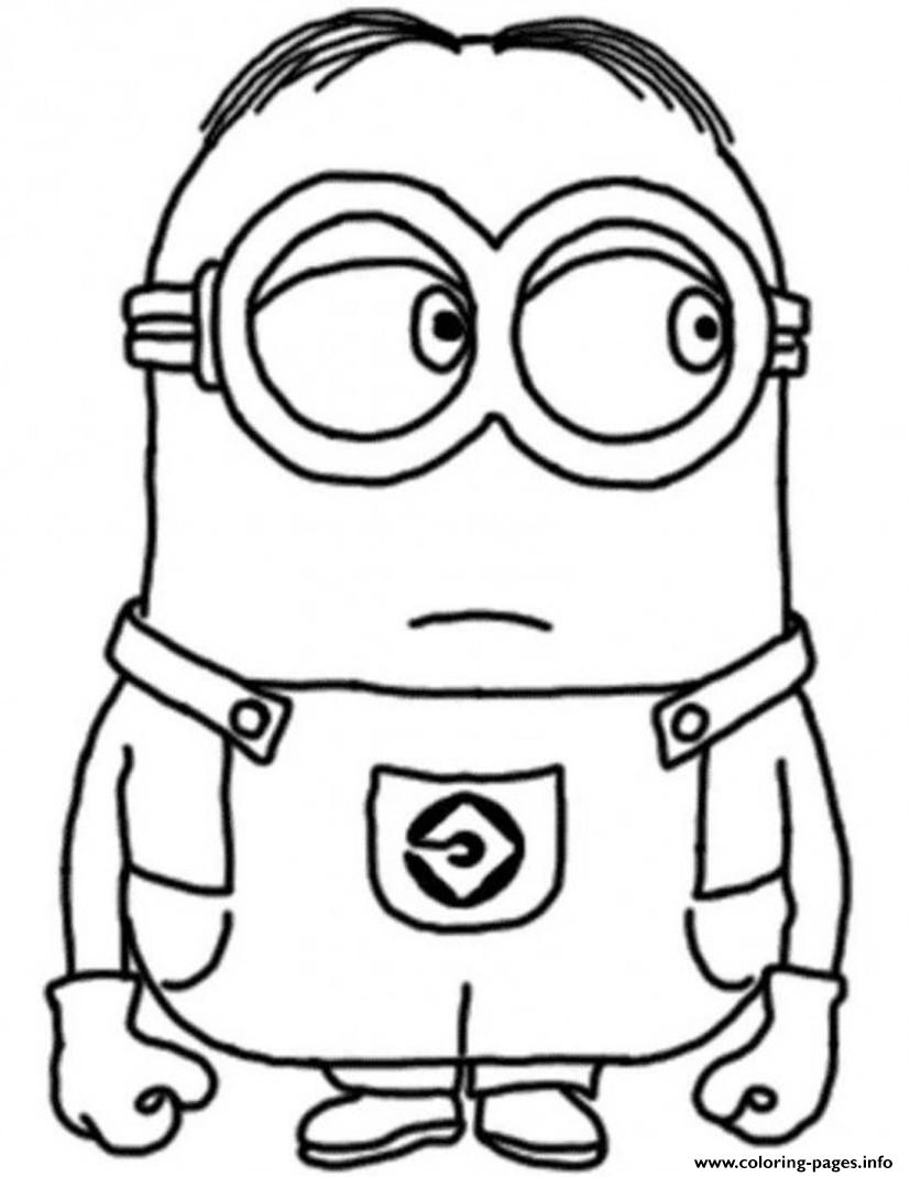 Despicable Coloring Pages Coloring Pages Minions Coloring Book Pdf Minion Pages