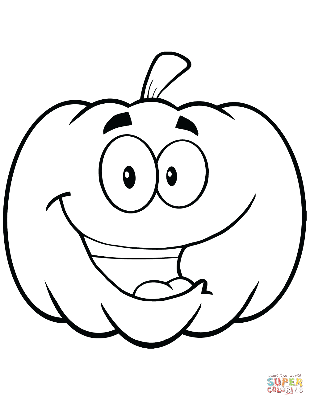 Halloween Pumpkin Coloring Pages Printables Coloring Pages Free Printable Halloween Pumpkining Sheets For Kids
