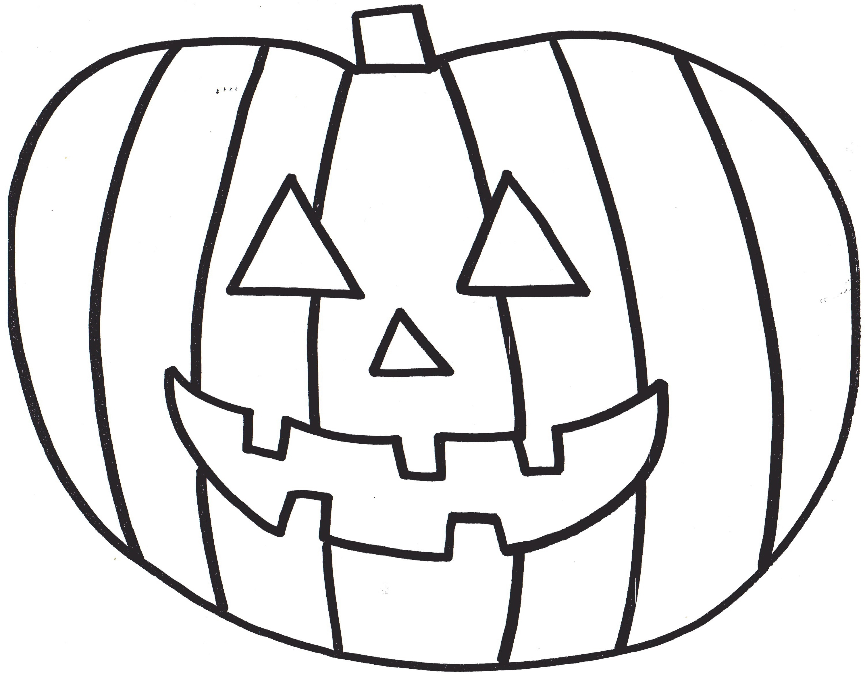 Halloween Pumpkin Coloring Pages Printables Pretentious Design Coloring Pages Of Pumpkins Unique Collection