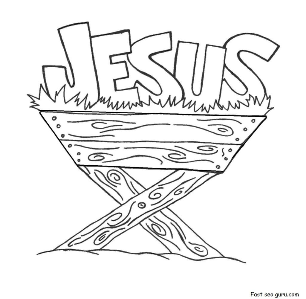 Jesus Christmas Coloring Pages Coloring Excelent Jesusristmas Coloring Pages Photo Inspirations
