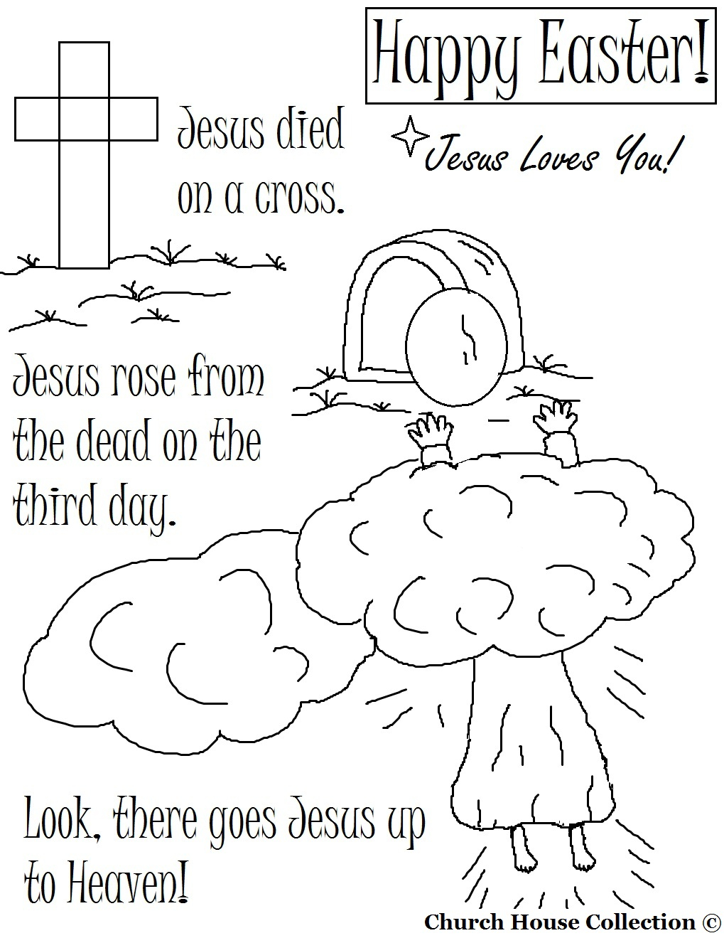 Jesus Easter Coloring Pages Printable 20 Of The Best Ideas For Jesus Easter Coloring Pages Home