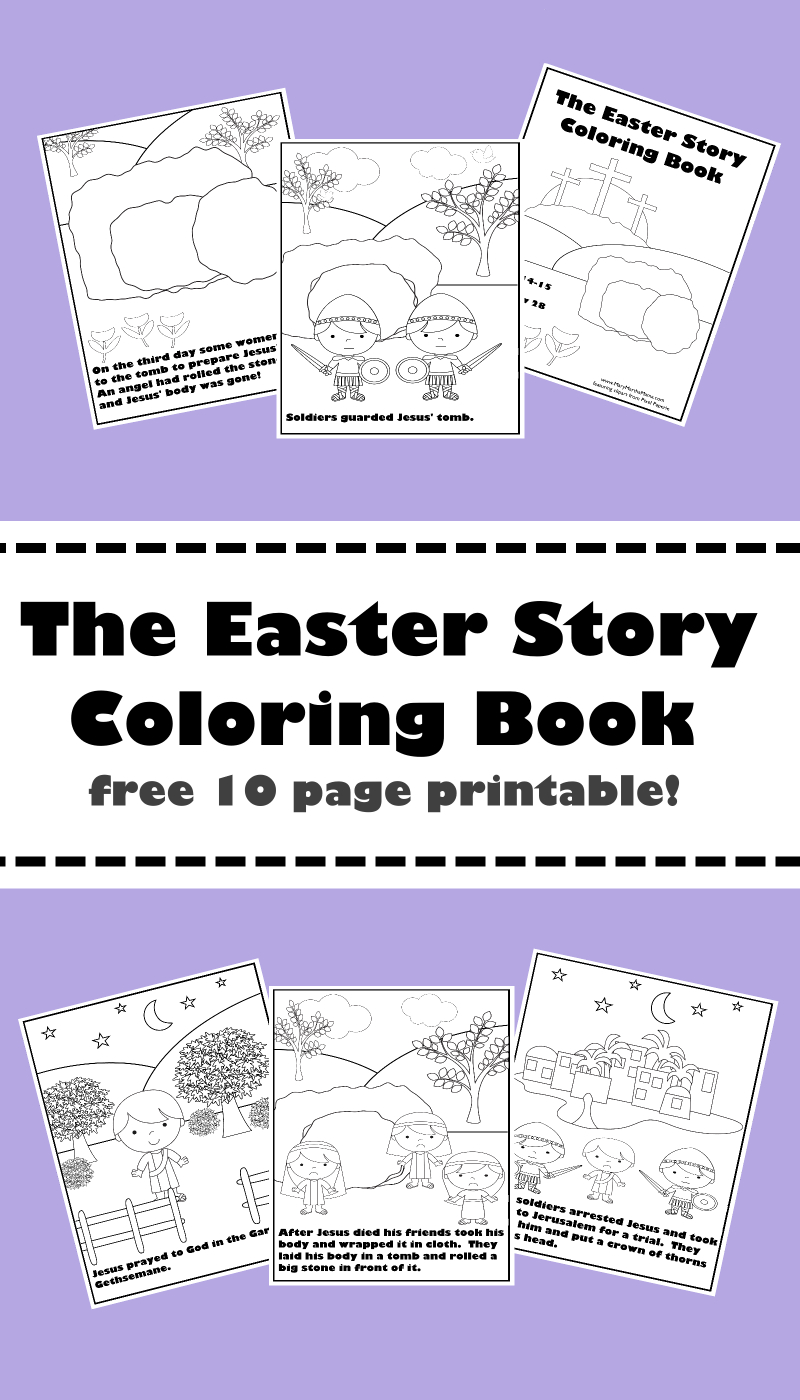 Jesus Easter Coloring Pages Printable Religious Easter Coloring Pages Mary Martha Mama