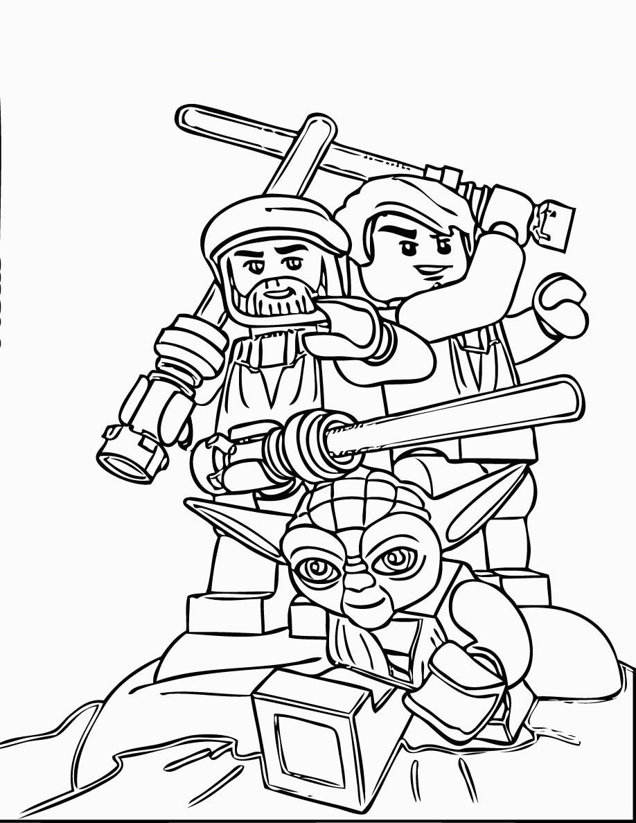 Lego Coloring Pages Star Wars Coloring Ideas Coloring Ideas Extraordinary Free Star Wars Pages