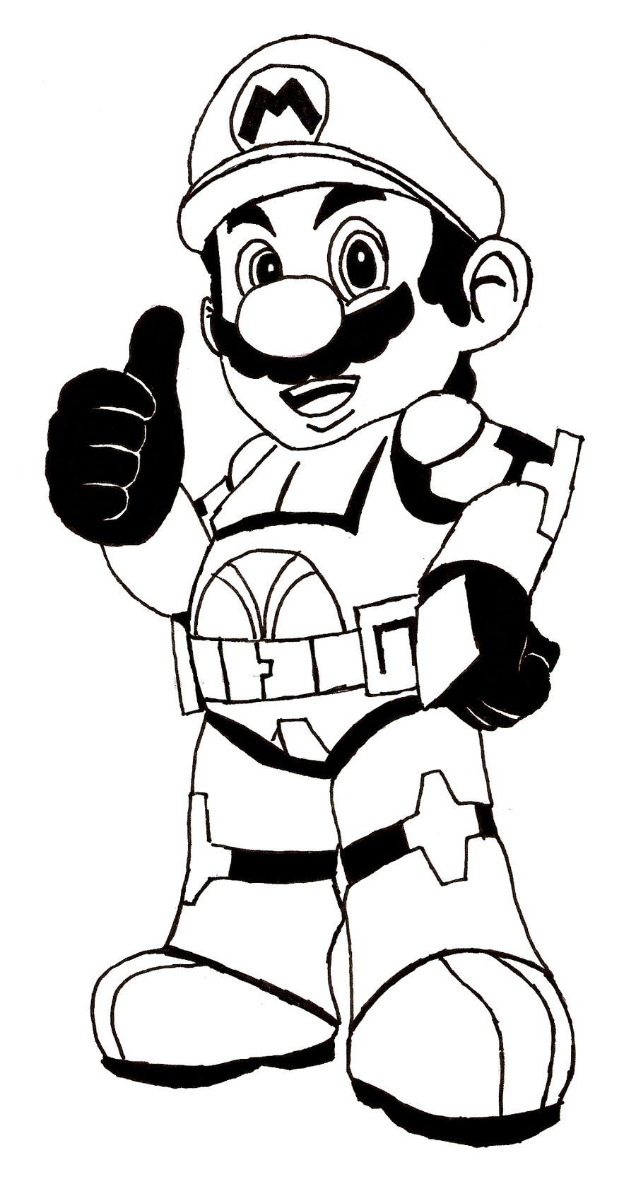 Mario Coloring Pages To Print Best Of Mario Coloring Pages Built Imagination With Coloring