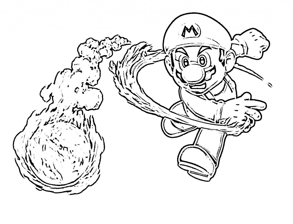 Mario Coloring Pages To Print Coloring Pages Coloring Pages Mario Kart With Page For Kids To