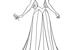 Princess Aurora Coloring Pages Free Coloring Princess Aurora Coloring Pages On Dress Jasmine Princes