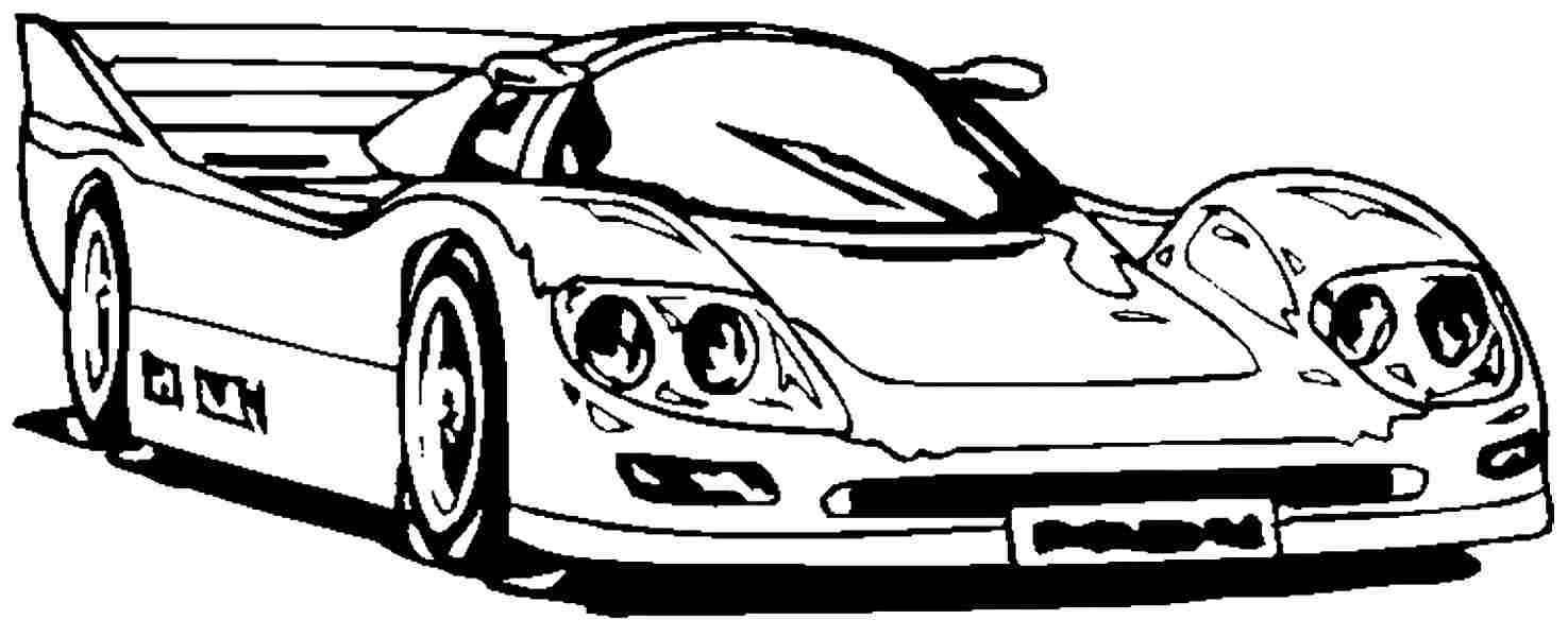 Printable Coloring Pages Cars Coloring Race Car Coloring Pages Phenomenal Unlimited Racing