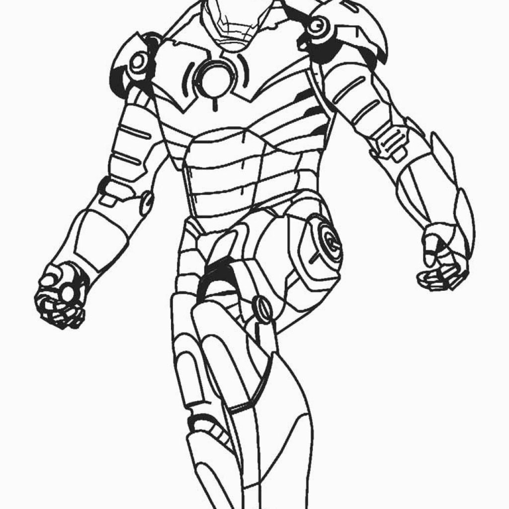 Printable Ironman Coloring Pages Free Printable Iron Man Coloring Pages For Kids For Free Printable
