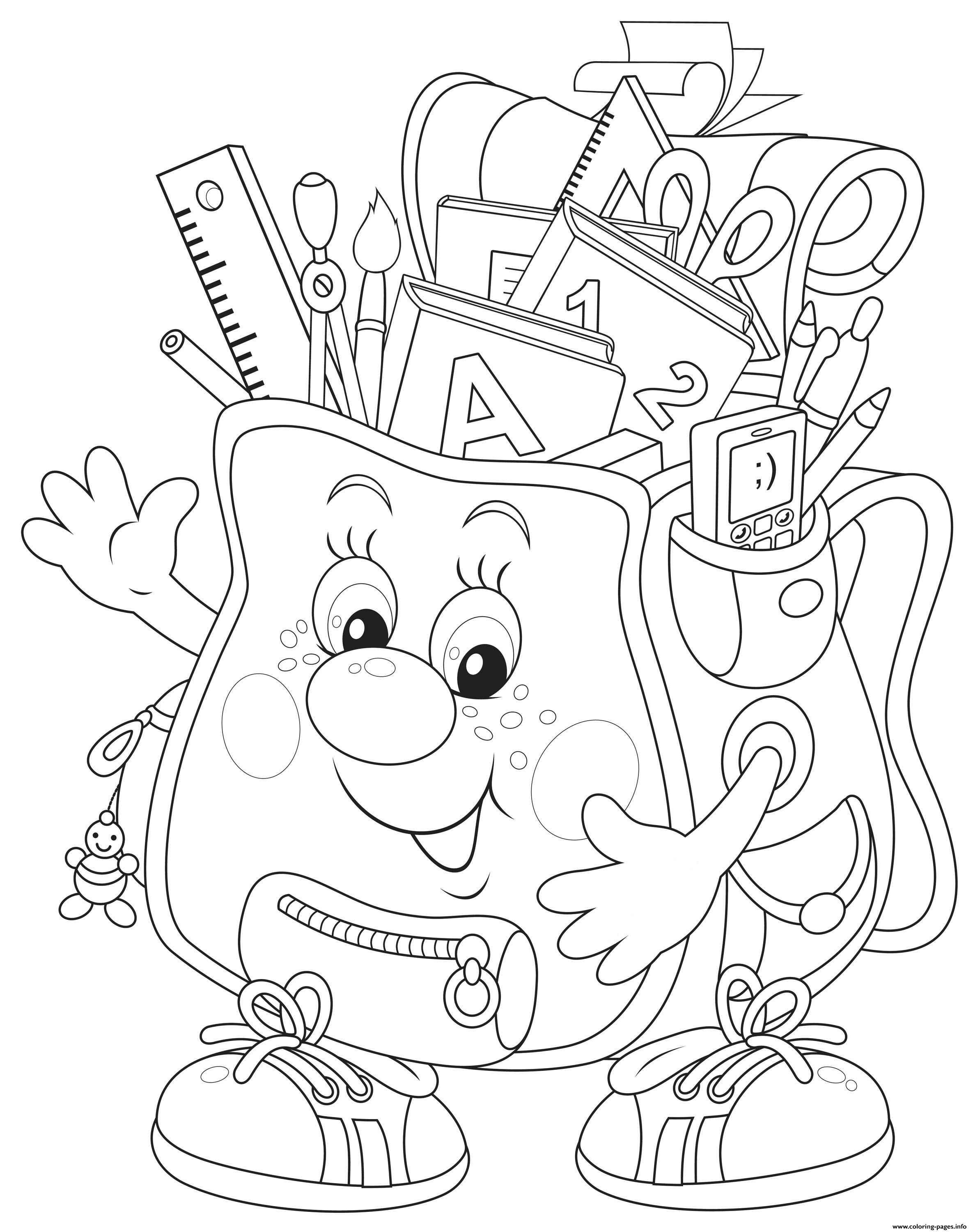 School Bus Coloring Page Coloring Pages Printable Magic School Bus Coloring Sheets Back To