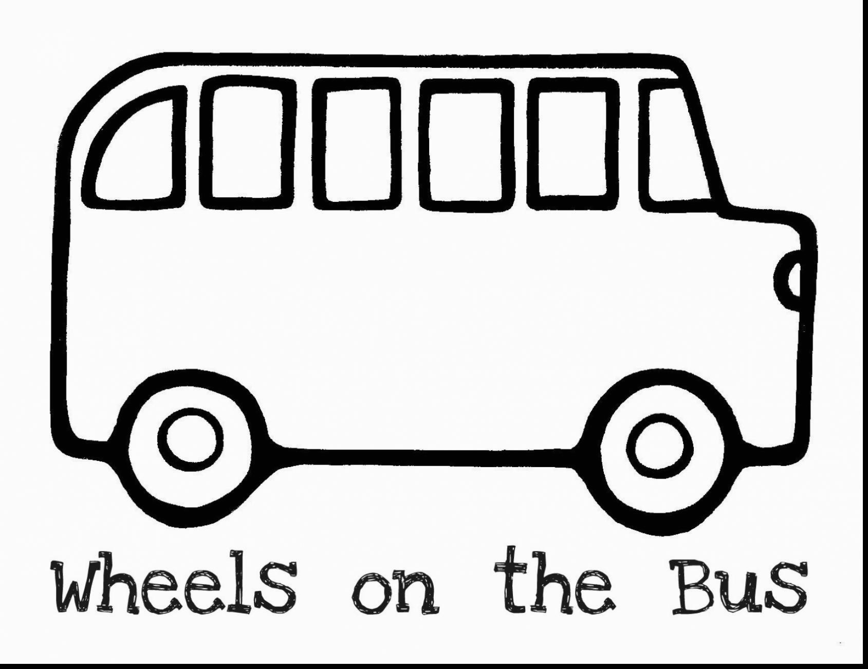 School Bus Coloring Page Cosy School Bus Coloring Page To Print New Book Pages Printable