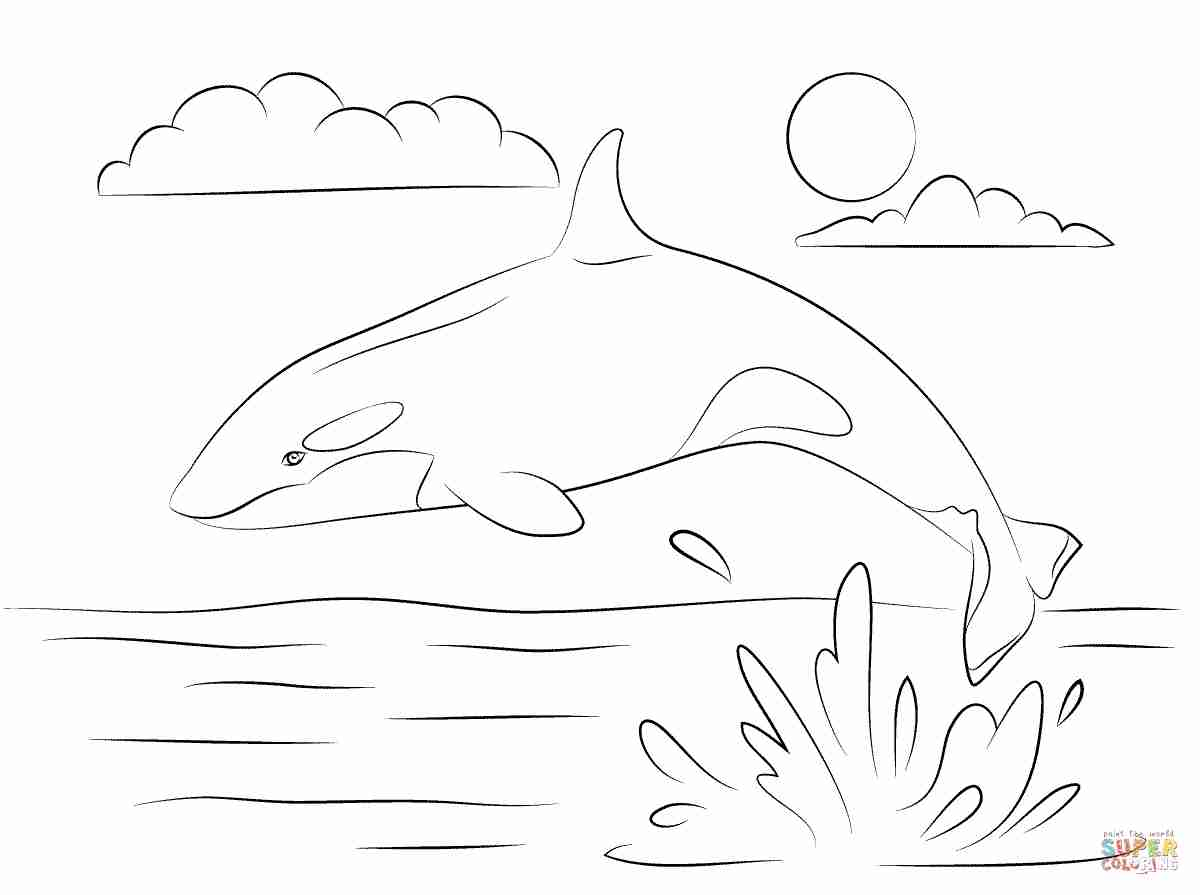 Shamu Coloring Pages Tower Of Babel Coloring Page
