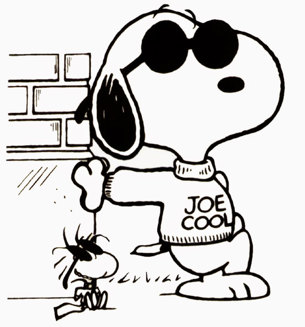 Snoopy And Woodstock Coloring Pages Coloring Ideas Snoopy Coloring Pages Picture Ideas Free And