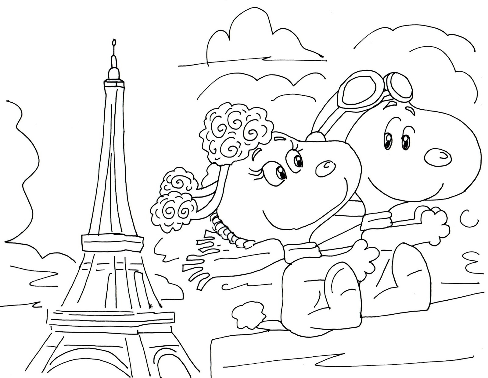 Snoopy And Woodstock Coloring Pages Peanuts Coloring Pages Best Free Coloring Pages Site