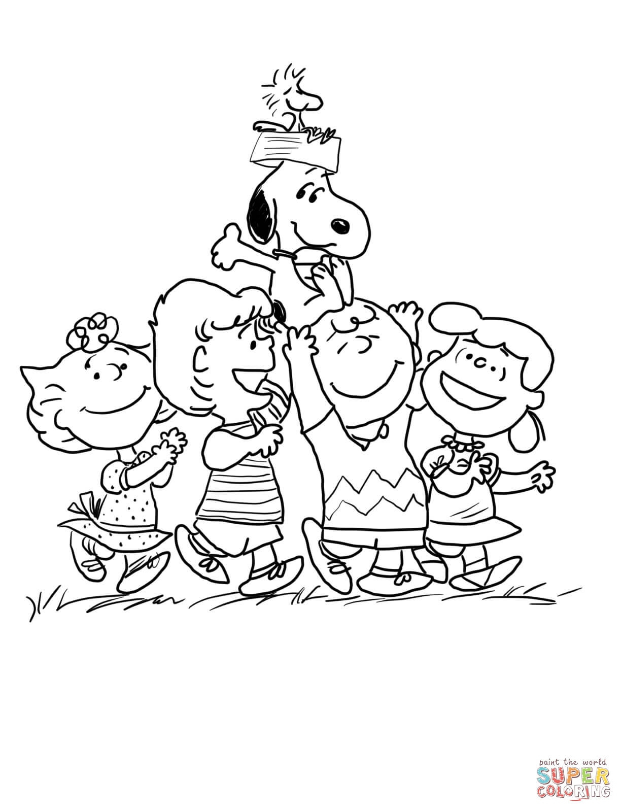 Snoopy And Woodstock Coloring Pages Woodstock Coloring Pages At Getdrawings Free For Personal Use