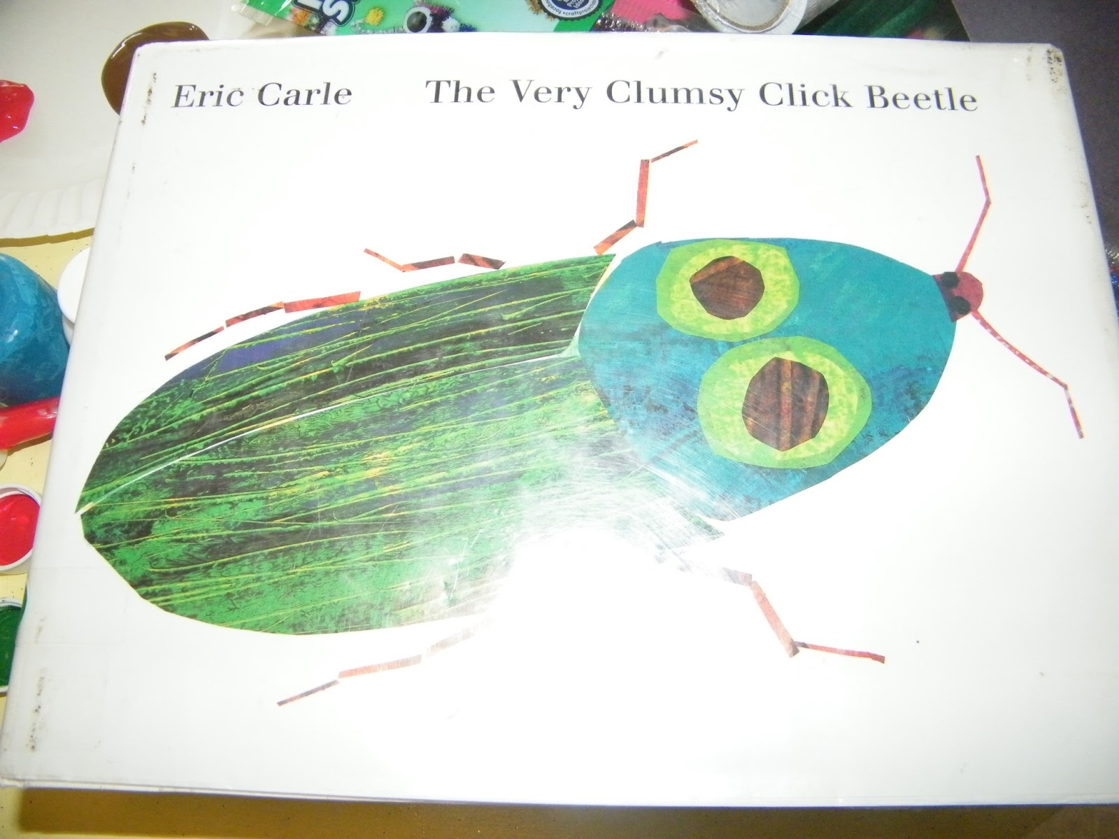 The Very Clumsy Click Beetle Coloring Pages Adventures In Mommy Land Beetle Bug Craft