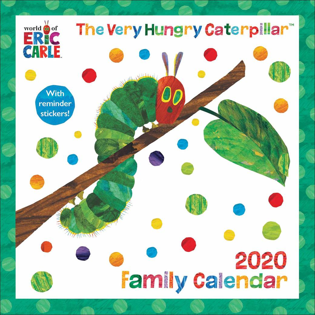The Very Clumsy Click Beetle Coloring Pages The World Of Eric Carle Family Planner 2020