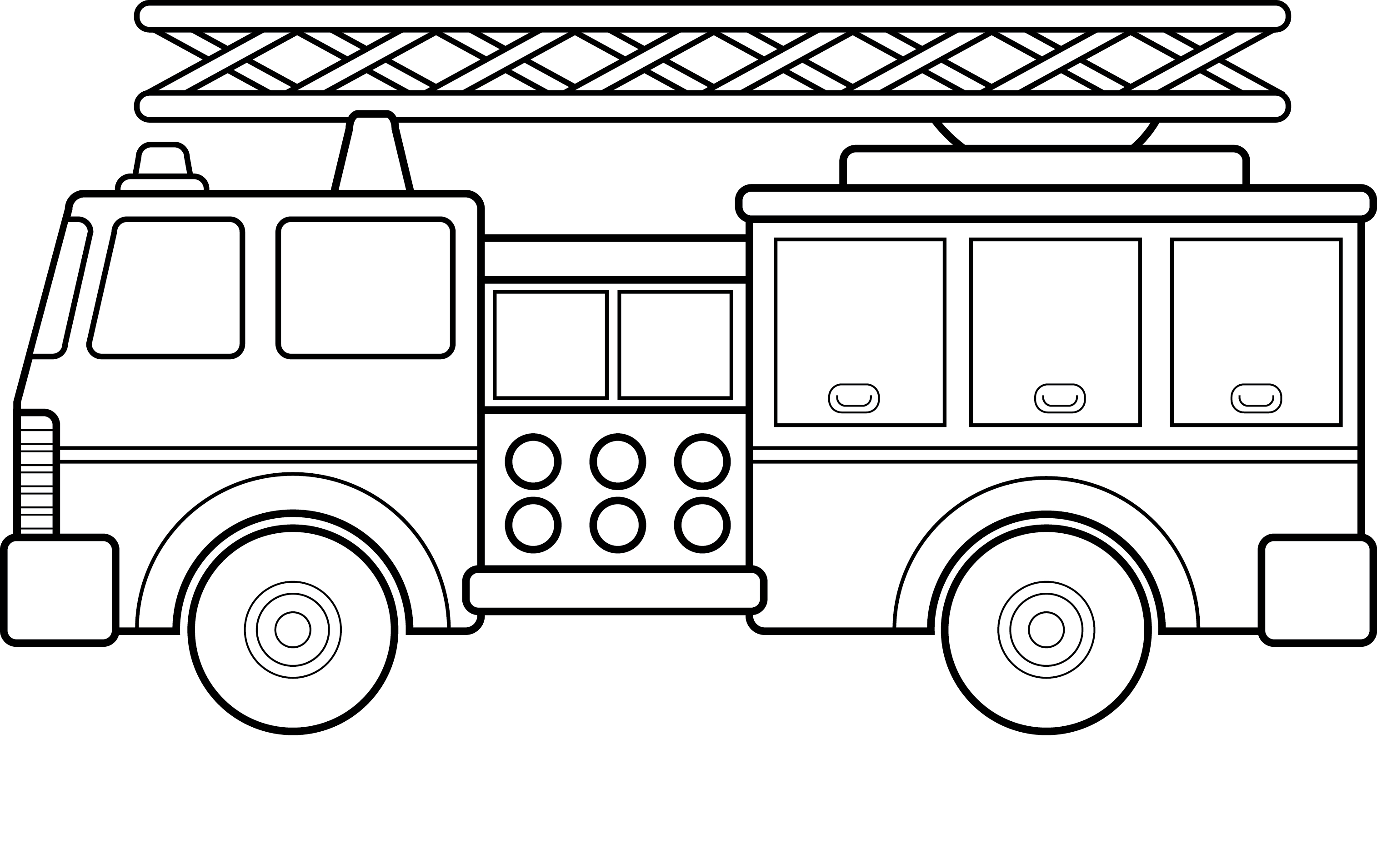 Adult Coloring Pages Trucks 16 Fire Truck Coloring Pages Print Color Craft