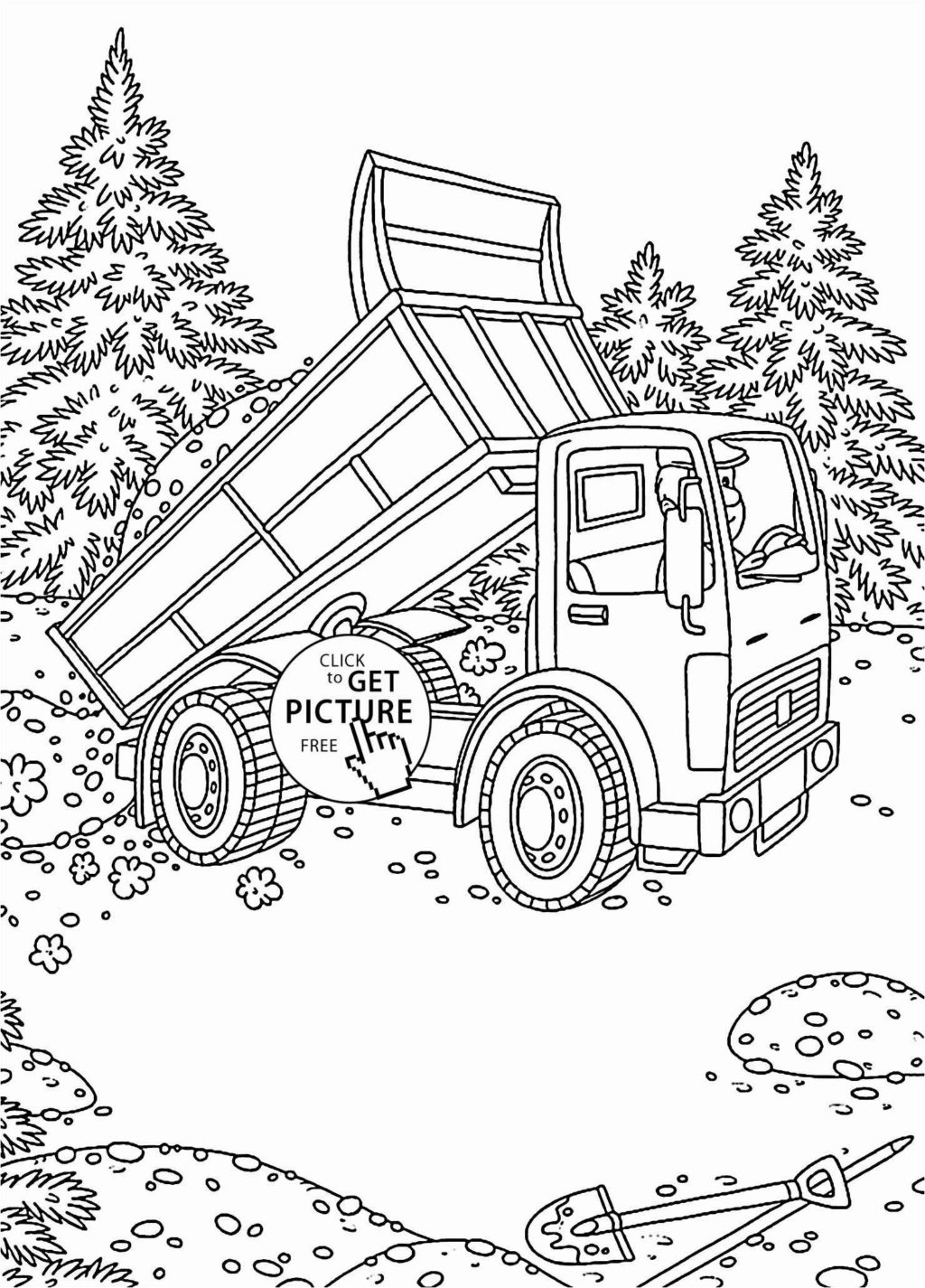 Adult Coloring Pages Trucks Coloring Book World Coloring Book World Crayola Dump Truck Pages
