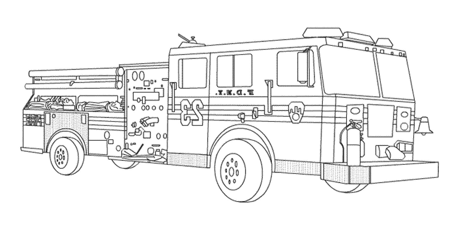 Adult Coloring Pages Trucks Coloring Ideas Free Fire Truck Coloring Pages Printable Beautiful