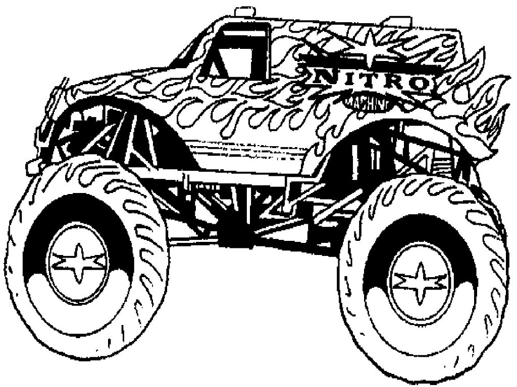 Adult Coloring Pages Trucks Truck Coloring Pages For Adults At Getdrawings Free For