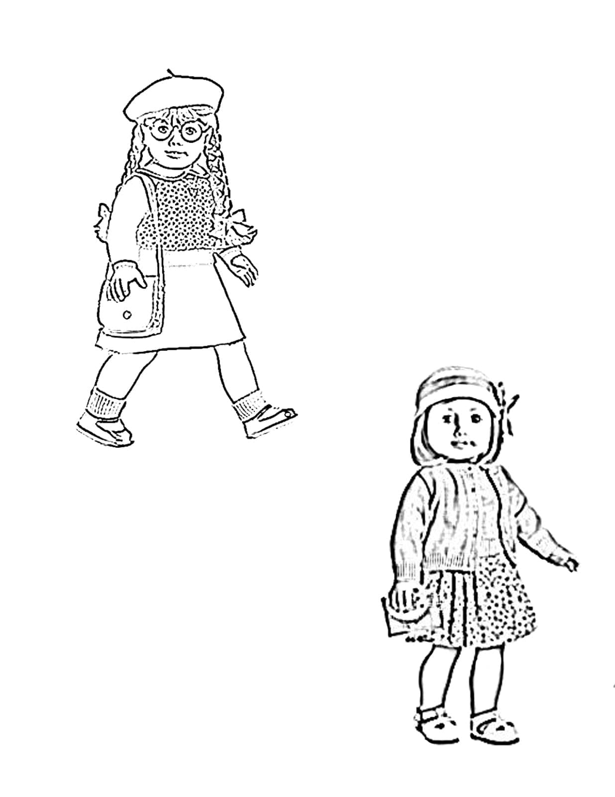 American Girl Coloring Pages Lea American Girl Coloring Pages Tenney Doll Sheets Lea Julie Free Grace