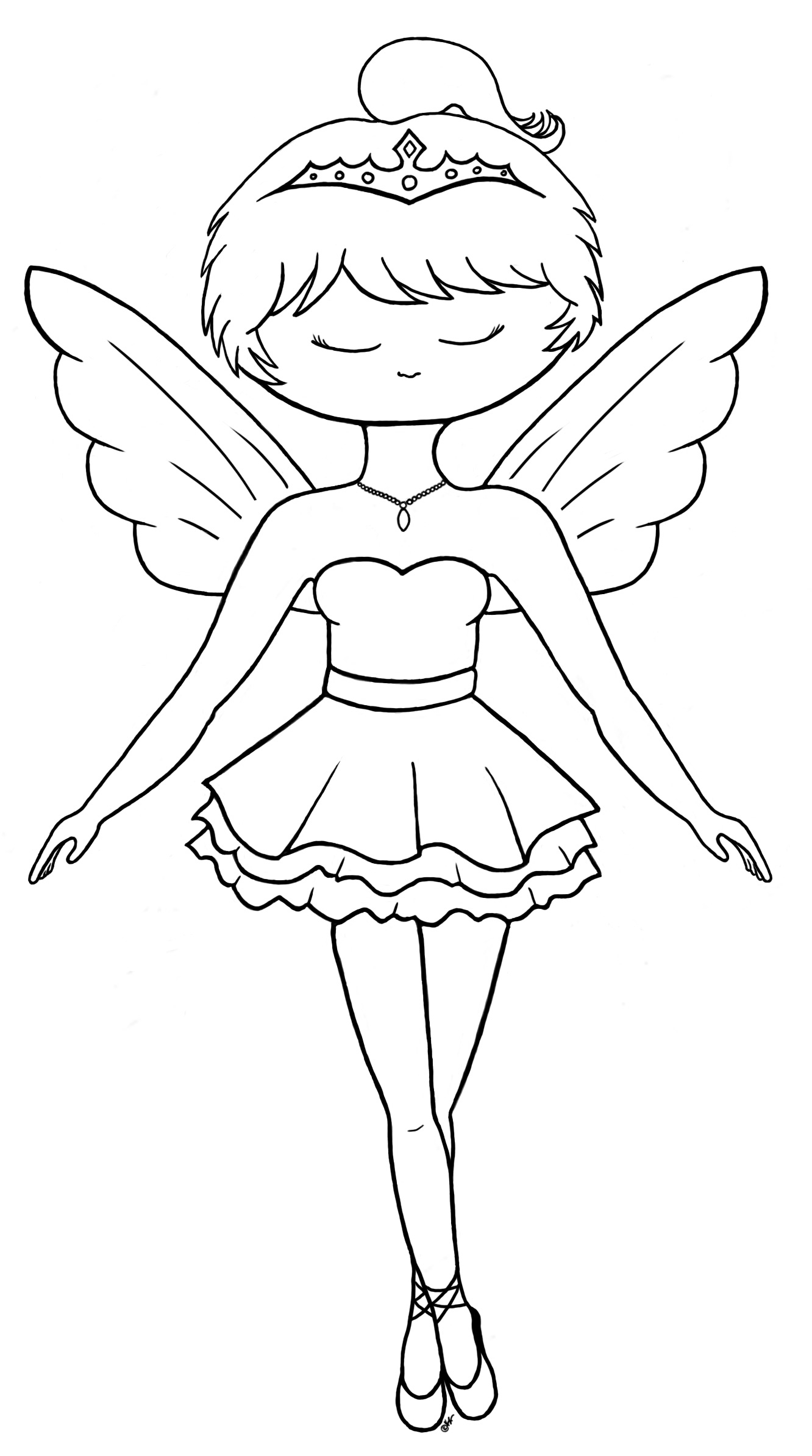 Ballerina Coloring Pages For Kids Printable Ballerina Coloring Pages For Kids Coloringstar