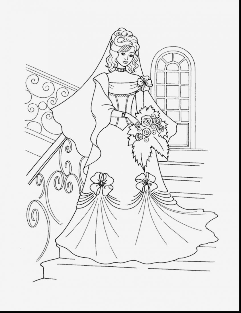 Barbie Halloween Coloring Pages Coloring Princess Coloring Pages To Print With Free Printablee Page