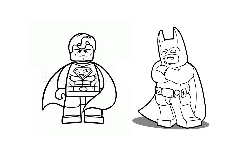 Batman Vs Superman Color Pages Batman Vs Superman Coloring Pages Lego K5 Worksheets