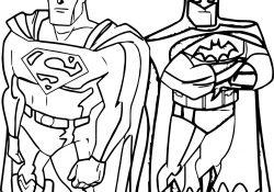 Batman Vs Superman Color Pages Coloring Pages Coloring Pages Incredible Batman Vs Superman Image