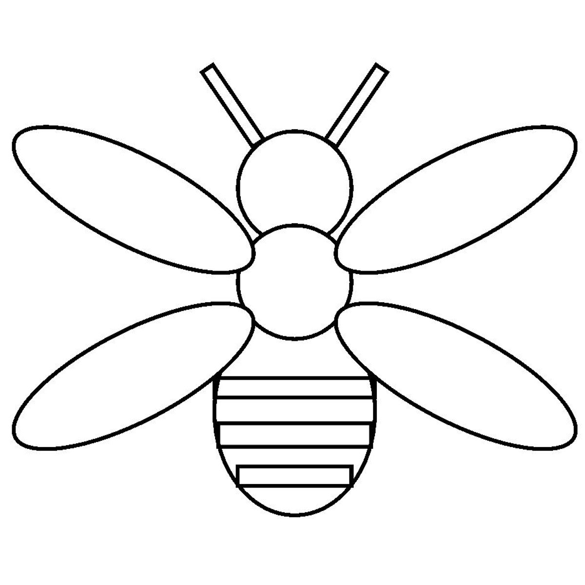 Bug Coloring Pages For Kids Bug Coloring Pages For Kids Printable Coloring Page For Kids