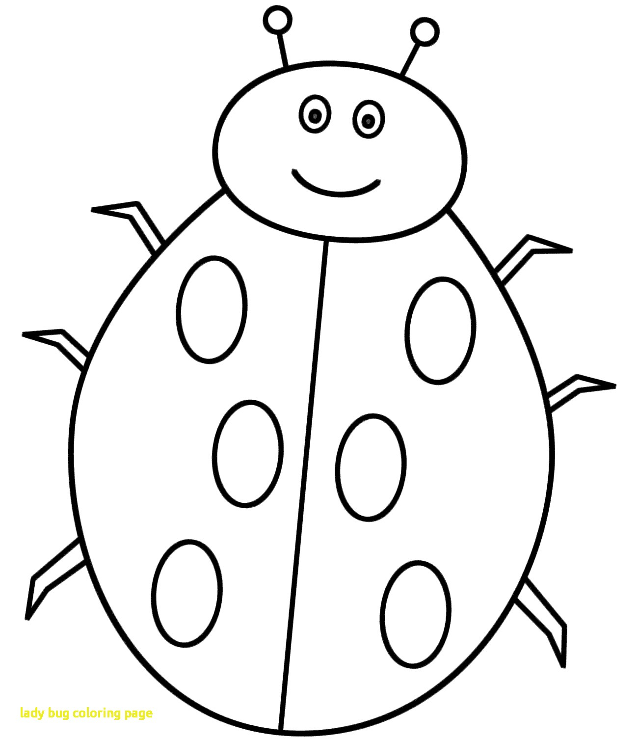 Bug Coloring Pages For Kids Value Colouring Pages Insects Ladybug Insect Coloring For