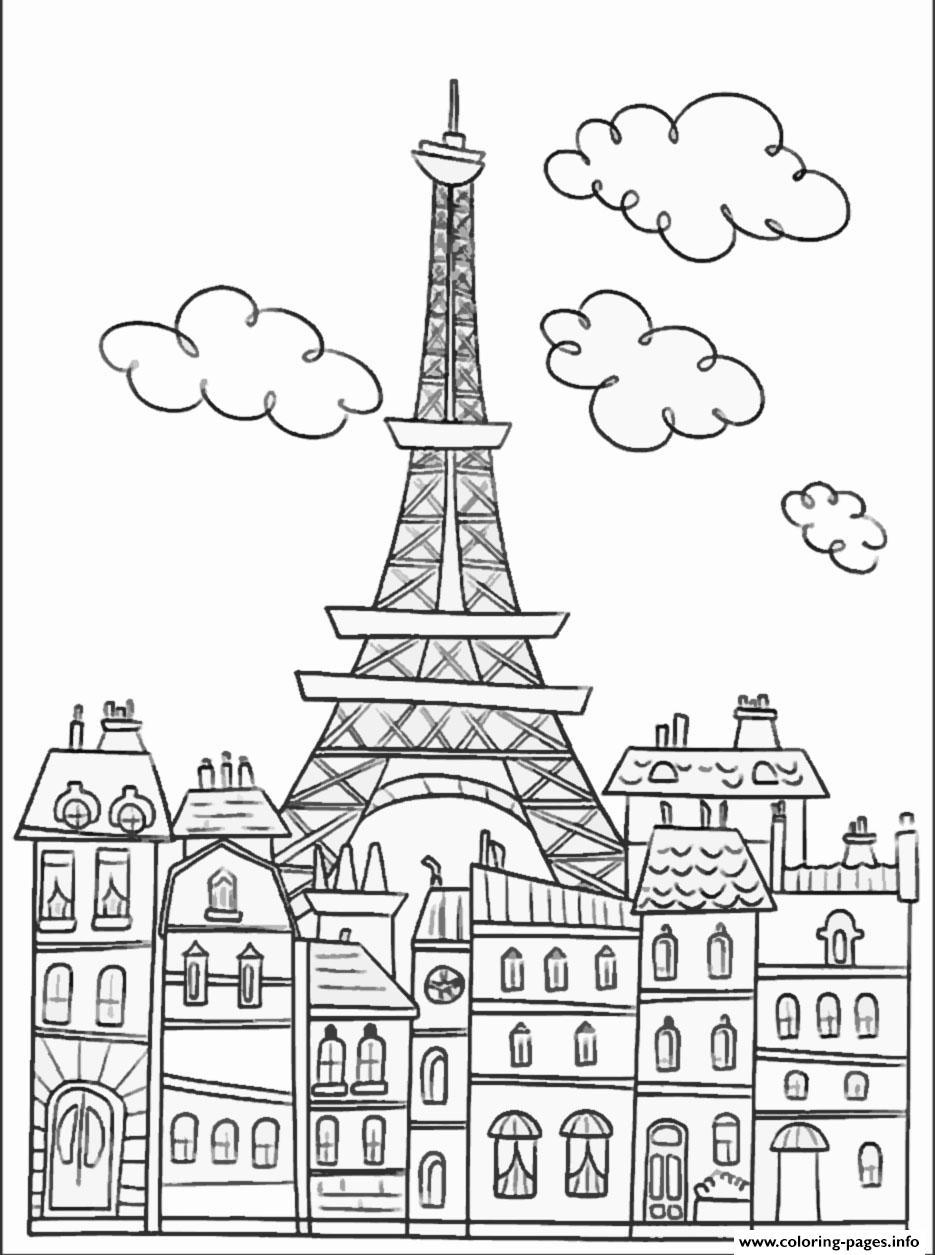 Building Coloring Page Coloring Ideas Building Coloring Sheets Ideas Splendi City Pages