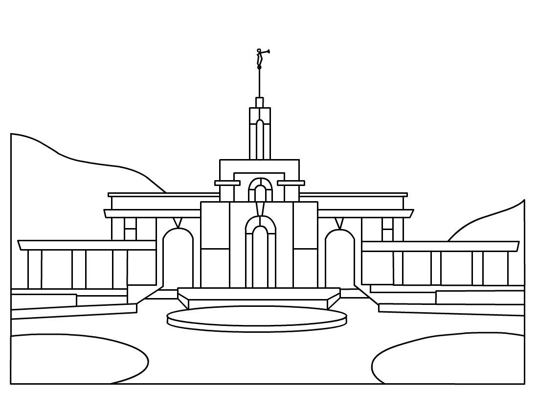 Building Coloring Page Lds Church Building Coloring Page Best Of 12 Beautiful Lds Church
