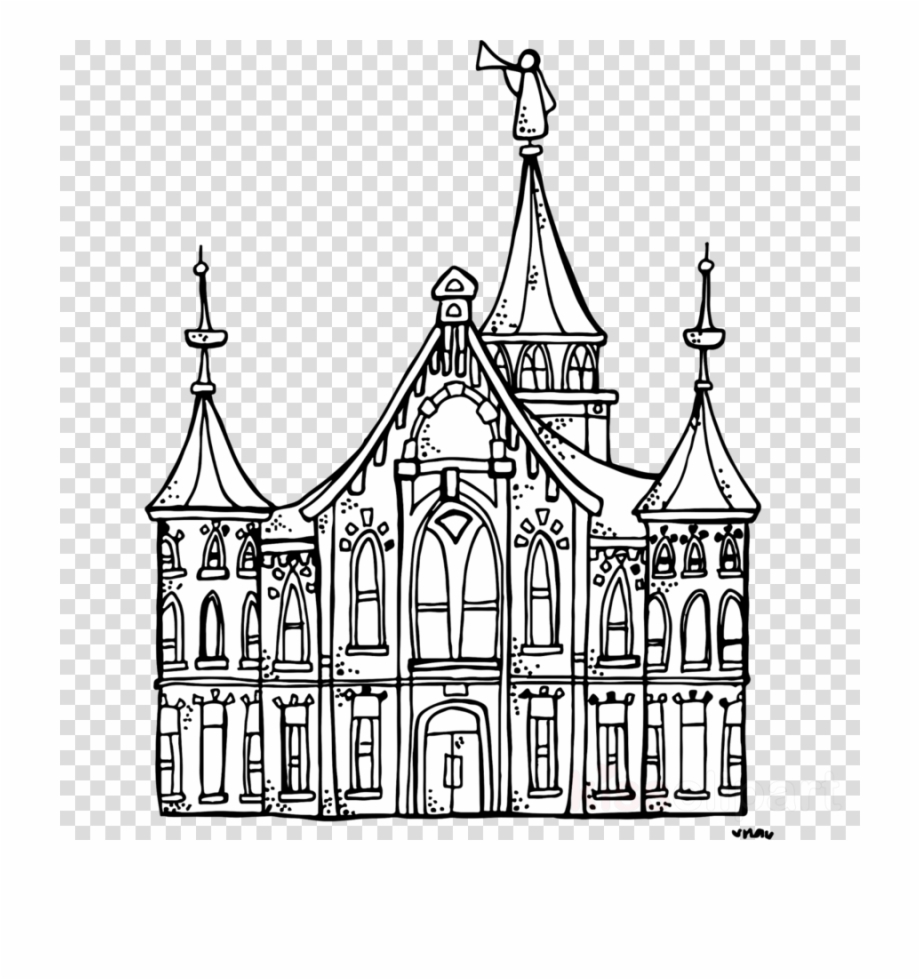 Building Coloring Page Solomon Building The Temple Coloring Pages Tennessee Provo City