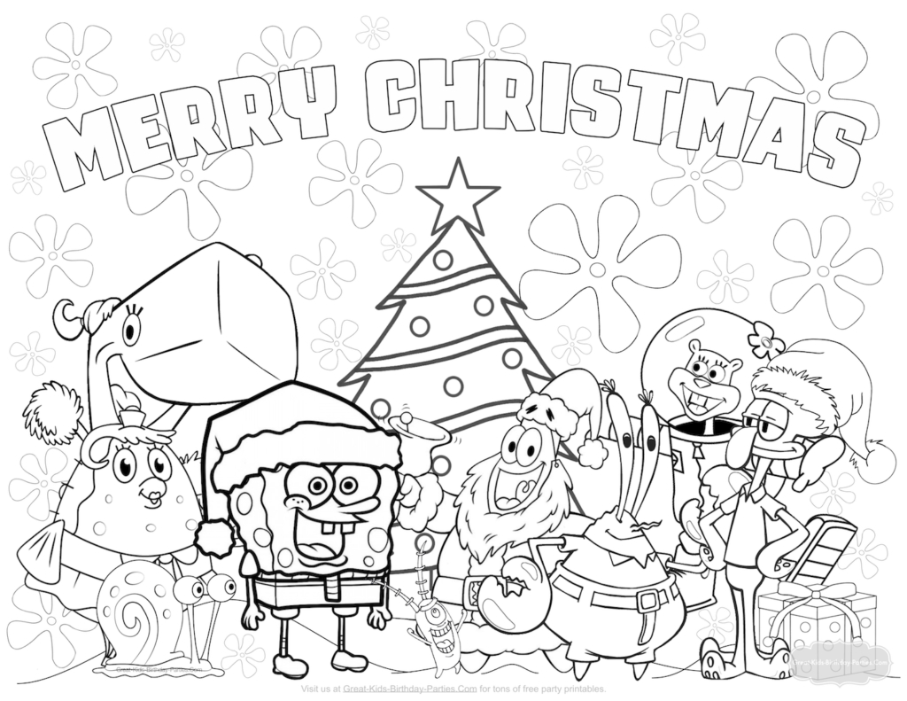 Christmas Color Pages For Kids Coloring Christmas Coloring Pages Free Storyk Nightmare Before