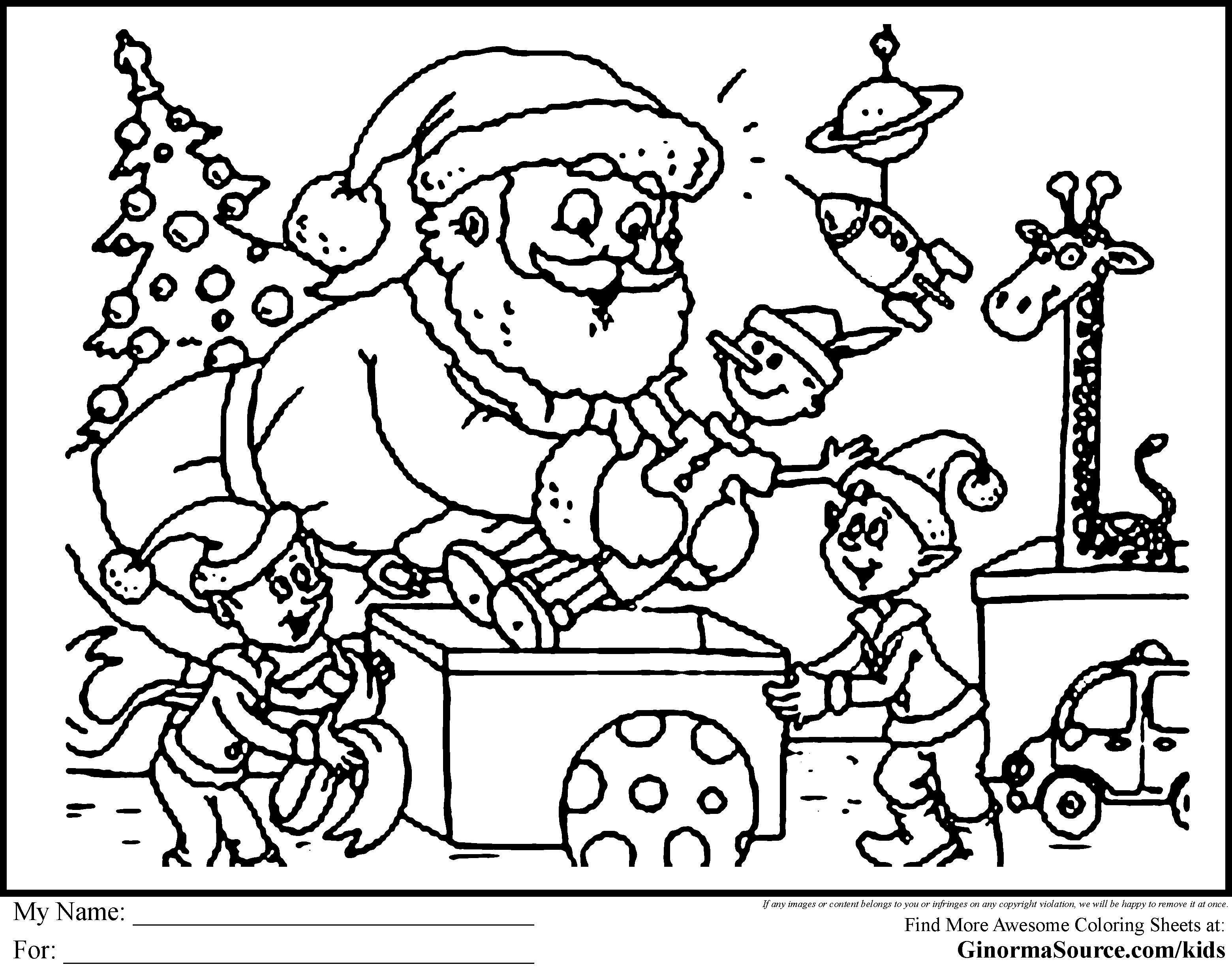 Christmas Color Pages For Kids Merry Christmas Image Best Of Christmas Coloring Pages For Kids