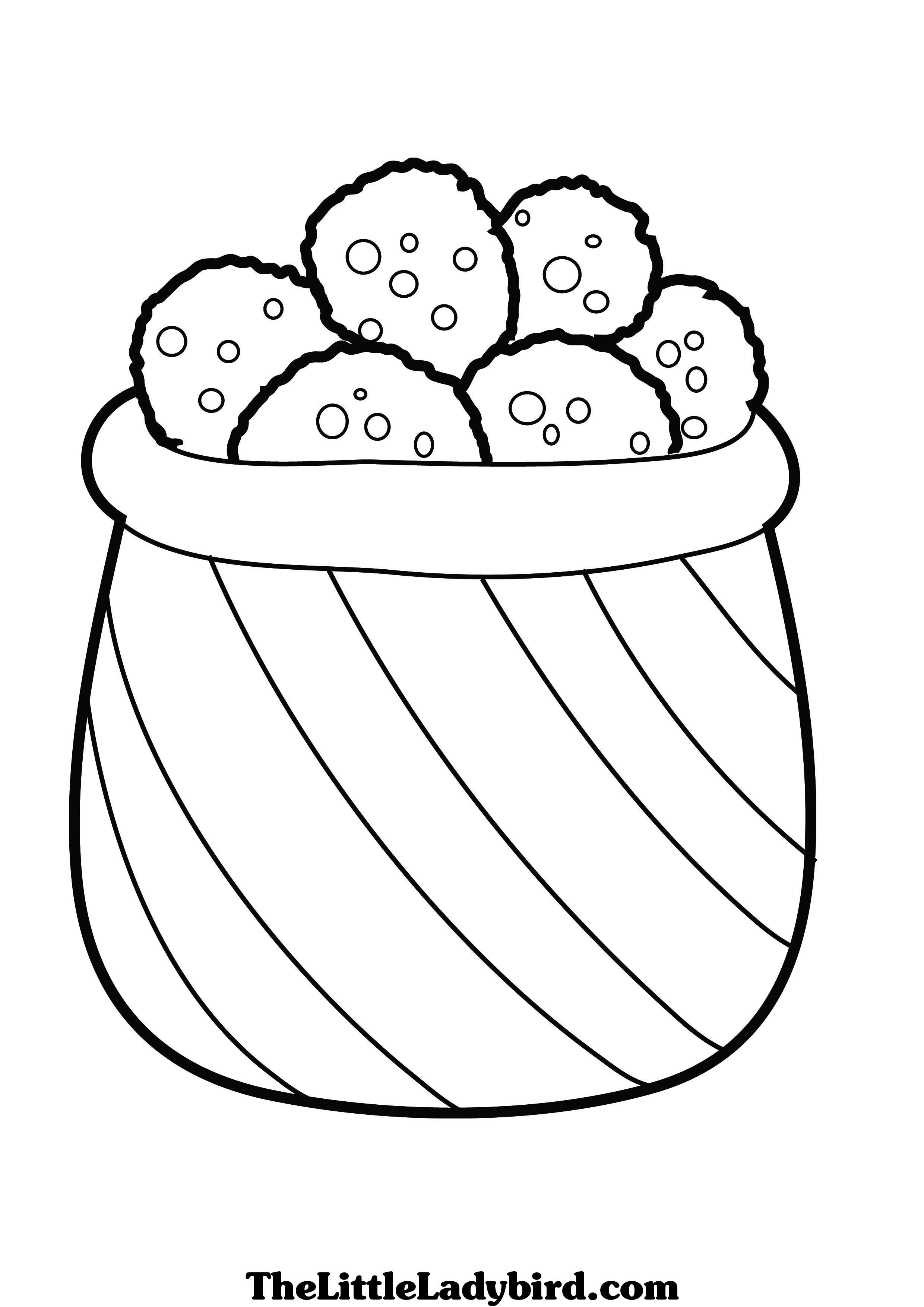 Christmas Lights Color Pages Coloring Pages Of Christmas Holly Wreaths Cookies Lights Cupcakes