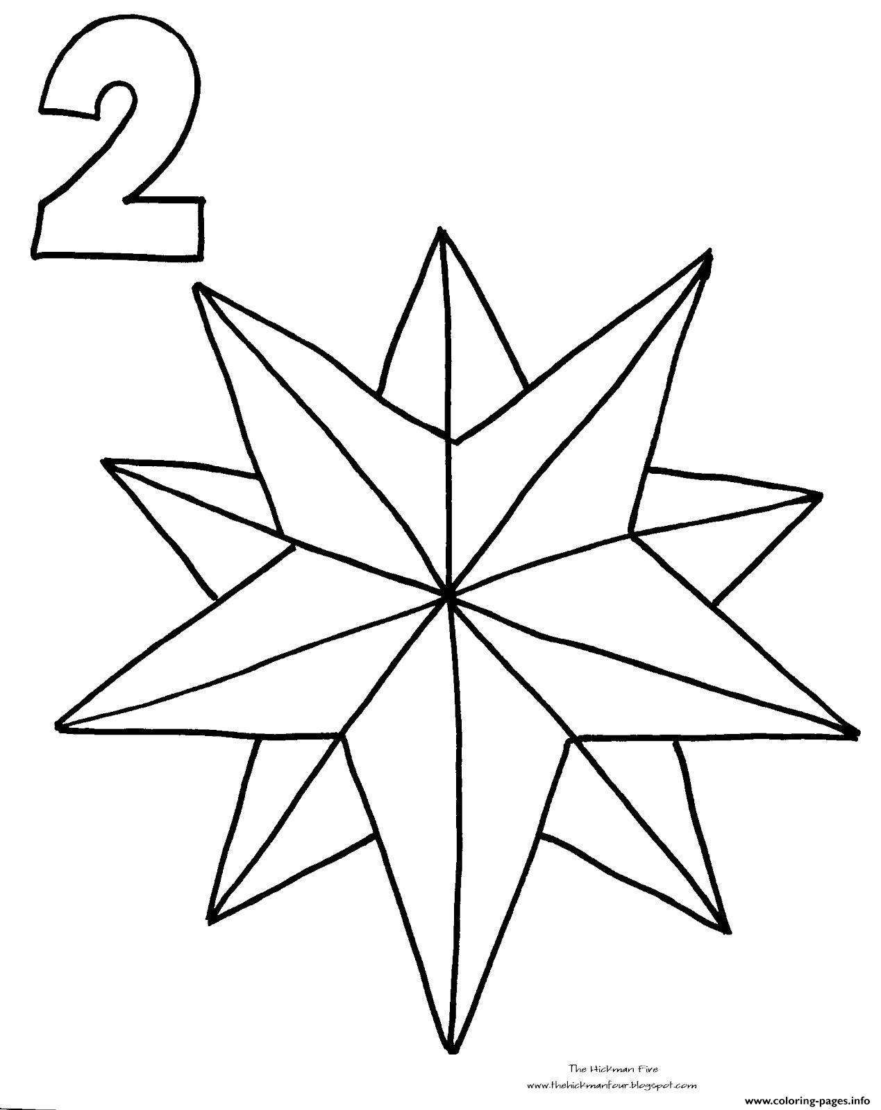 Christmas Lights Color Pages Sensational Design Christmas Star Coloring Pages For Kids Page And