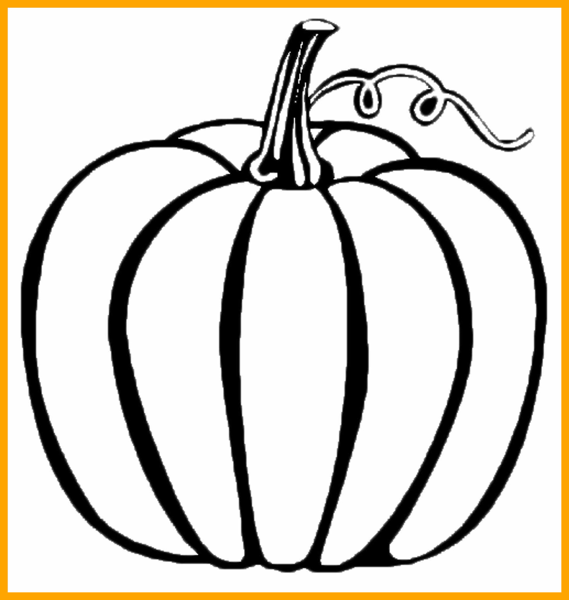 Coloring Page Of Pumpkin Collection Animal And Pumpkin Coloring Pages Pictures