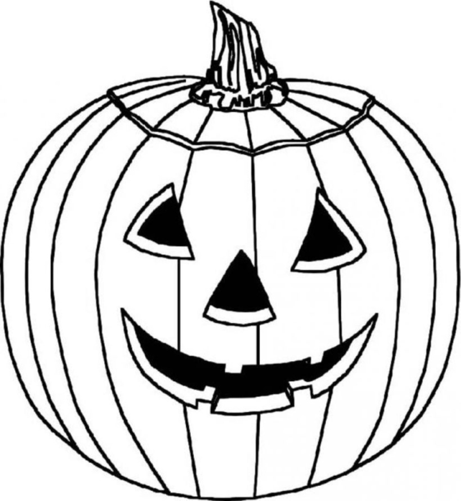 Coloring Page Of Pumpkin Coloring Pages Pumpkins Print Fancy Halloween Of To 15 Pumpkin