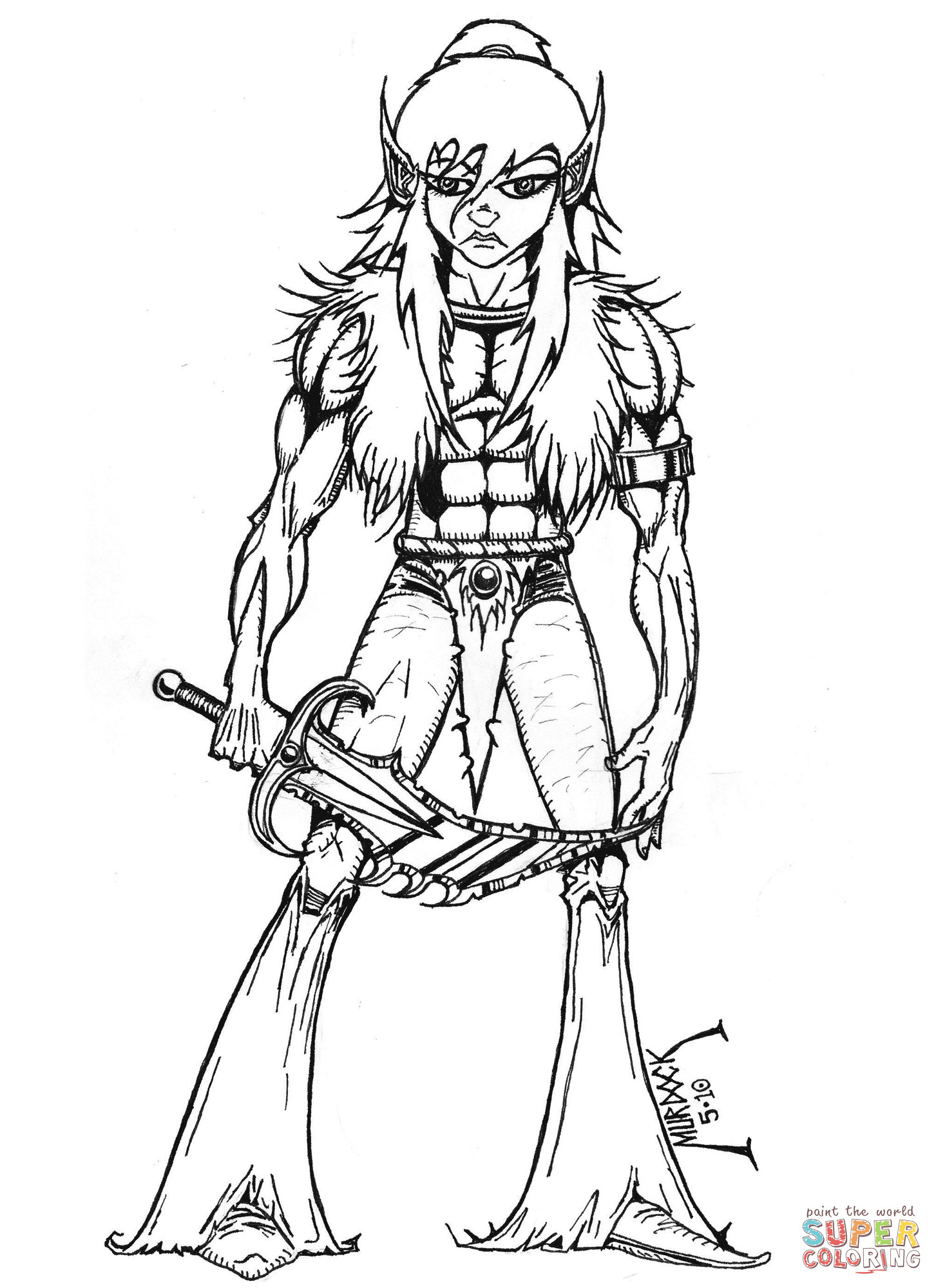 Coloring Pages For 10 Year Old Girls Girl Warrior Coloring Pages Lovely 11 Year Olds Coloring Pages Nocn