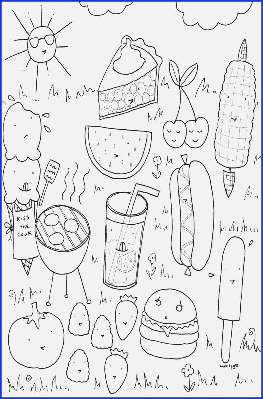 Coloring Pages For Kids To Print Out Coloring Summertime Coloring Pages Free Downloadable Summer Fun
