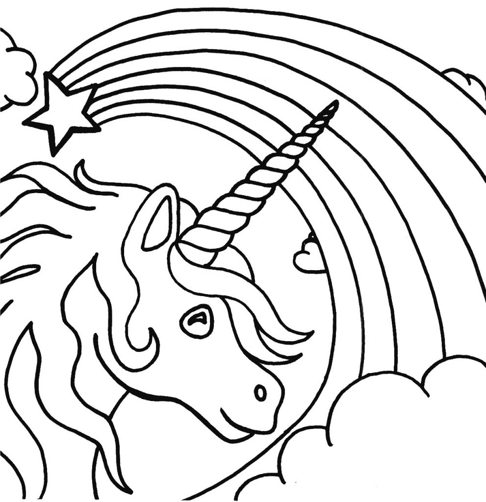 Coloring Pages For Kids To Print Out Portfolio Coloring Pages For Kids To Print Out Free Printable Unicorn