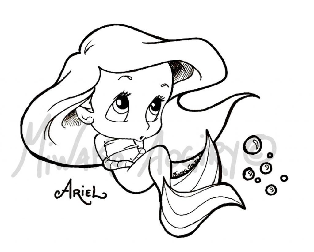 Coloring Pages Of Little Mermaid Coloring Page Little Mermaid Coloring Book Refrence Page Of For